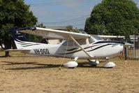VH-DGQ @ YMMB - New Cessna 182T at Moorabbin