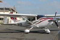 VH-CBF @ YMMB - Cessna 182S at Moorabbin