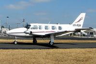 VH-RUH @ YMMB - Piper Pa-31-350 at Moorabbin