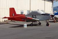 VH-VVZ @ YMMB - Aero Engine T6 at Moorabbin