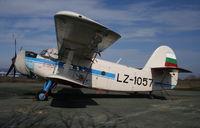 LZ-1057 @ LBSZ - Stara Zagora Agro airport - by Attila Groszvald / Groszi