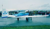 PH-SGG @ EDNY - Slingsby T-67C of KLM Luchtvaartschool at AERO Friedrichshafen 1997