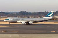 B-HVX @ RJAA - Cathay Cargo at Narita - by Terry Fletcher