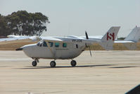 VH-JOE @ YMEN - Cessna 337 at Essendon