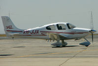 VH-JJA @ YMEN - Cirrus SR22 at Essendon