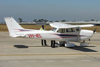 VH-IEL @ YMEN - Cessna 172M at Essendon