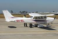 VH-IEL @ YMEN - Cessna 172M at Essendon