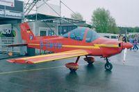 D-EMYM @ EDNY - Mylius MY 102 Tornado at AERO Friedrichshafen 1997 - by Ingo Warnecke