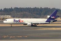 N578FE @ RJAA - FedEx MD11 at Narita