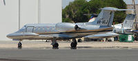 VH-VLJ @ YMEN - Learjet 35A at Essendon