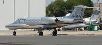 VH-VLJ @ YMEN - Learjet 35A at Essendon