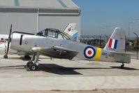 VH-WMF @ YMEN - Commonwealth CA-25 at Essendon - by Terry Fletcher