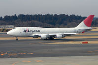 JA8906 @ RJAA - JAL B747 at Narita
