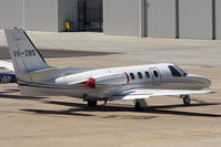 VH-ZMD @ YMEN - Cessna 500 Citation at Essendon