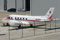 VH-PYA @ YMEN - Embraer 110 at Essendon