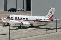 VH-PYA @ YMEN - Embraer 110 at Essendon