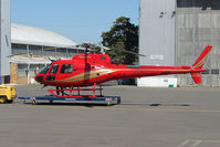 VH-YXX @ YMEN - AS350B3 at Essendon