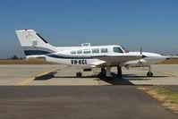 VH-KCL @ YMEN - Cessna 402B at Essendon