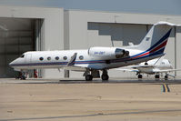 VH-DBT @ YMEN - Gulfstream IV at Essendon