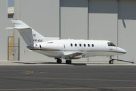 VH-EJL @ YMEN - Hawker 800XP at Essendon