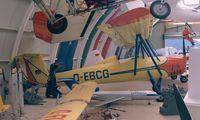 D-EBCG - Winter (Akaflieg Braunschweig) LF-1 Zaunkönig at the Internationales Luftfahrtmuseum Schwenningen