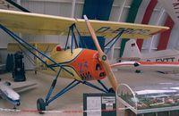 D-EBCG - Winter (Akaflieg Braunschweig) LF-1 Zaunkönig at the Internationales Luftfahrtmuseum Schwenningen - by Ingo Warnecke