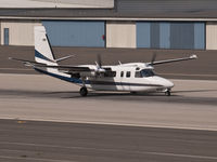 N165BC @ KSMO - N165BC rolling out after arriving on RWY 03 - by Torsten Hoff