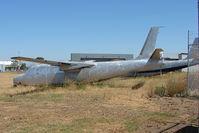 VH-YJF @ YMEN - Stripped Aero Commander at Essendon