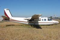 VH-AAG @ YMEN - Aero Commander at Essendon
