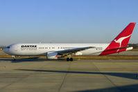 VH-OGL @ YMML - Qantas B767 at Melbourne Int