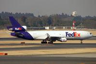 N528FE @ RJAA - FedEx MD11 at Narita