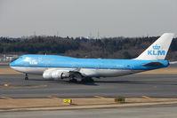 PH-BFO @ RJAA - KLM B747 at Narita