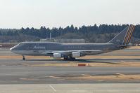 HL7417 @ RJAA - Asiana B747 at Narita
