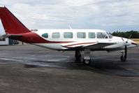 VH-EDV @ YWYY - Piper Pa-31-350 at Burnie, Tasmania