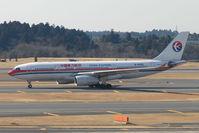 B-6082 @ RJAA - China Eastern A330 at Narita
