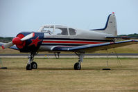 VH-BVT @ YDPO - Yak 18T at Devonport