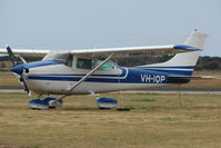 VH-IQP @ YDPO - Cessna 182P at Devonport