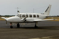 VH-JVD @ YDPO - Piper PA-31-350 at Devonport