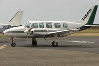 VH-LTW @ YDPO - Tasair Piper PA-31-350 at Devonport