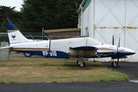 VH-DIG @ YDPO - Piper Pa-34 at Devonport