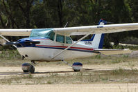 VH-RNJ - Cessna 172P at Freychinet National Park air strip