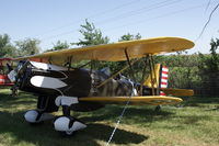 N386PE @ IA27 - Blakesburg Antique Fly In - by Floyd Taber