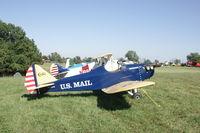 N12049 @ IA27 - Blakesburg Antique Fly In - by Floyd Taber