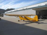 N1592N @ SZP - 1947 Piper J3C-65 CUB, Continental A&C65 65 Hp - by Doug Robertson