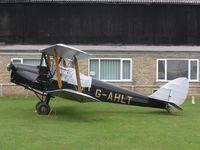 G-AHLT - Tiger Moth - by Simon Palmer