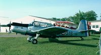 F-BKOK @ LFFQ - Morane-Saulnier MS.733 Alcyon at the Meeting Aerien La-Ferte-Alais, Cerny 1997