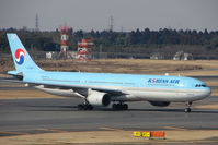 HL7550 @ RJAA - KAL A330 at Narita