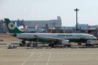 B-16301 @ RJAA - Eva Air A330 at Narita