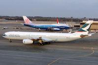 B-HLW @ RJAA - Cathay A330 at Narita