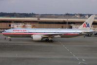 N787AL @ RJAA - American B777 at Narita